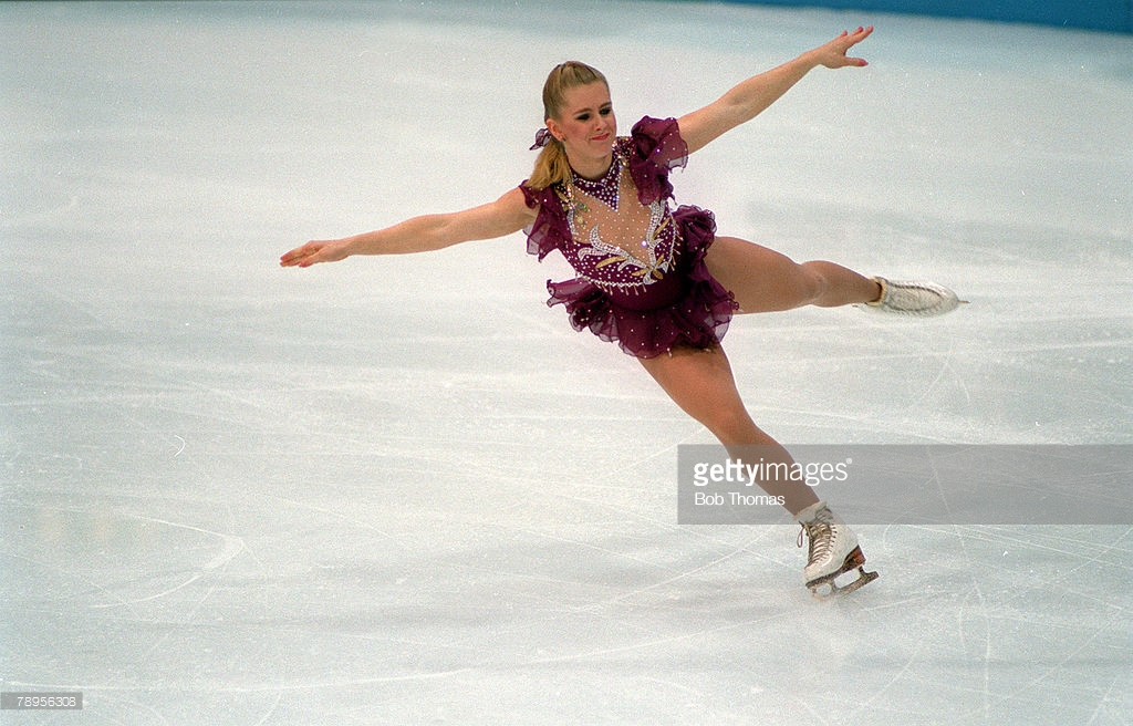 Tonya Harding at 1994 olympics